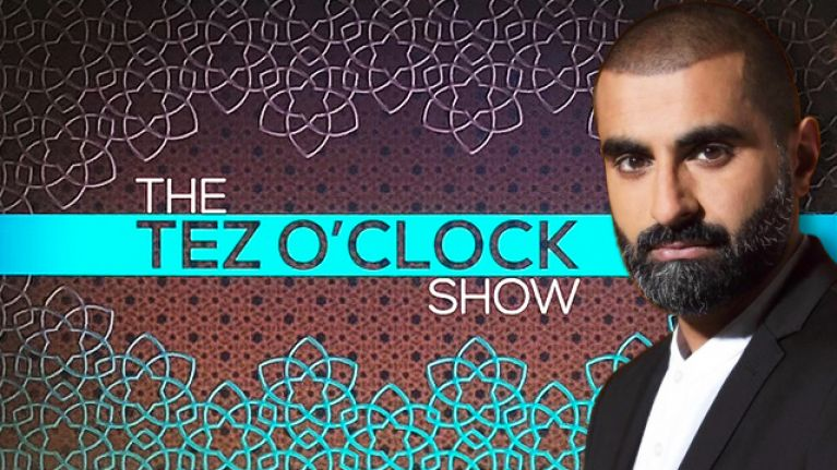 THE TEZ O'CLOCK SHOW